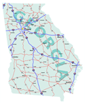 Areas We Service in Georgia